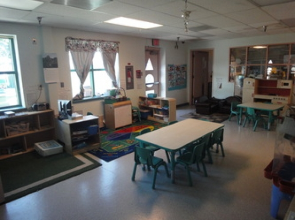 Transitional Classroom